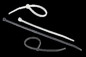 Bundelband 280mm zwart