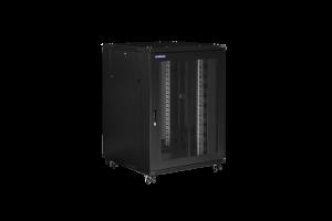 Prestaq patchkast B600*D600*22HE - Geperforeerde deuren