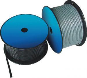 Modulaire kabel Zwart 4 draads - 100 meter