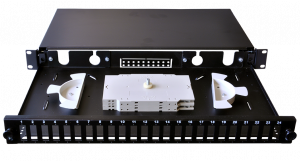 Zybrspeed 19inch Distribution Splicebox