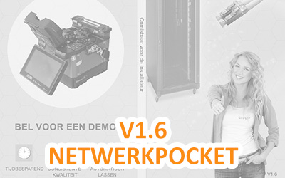 Nieuwe netwerkpocket beschikbaar