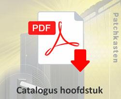 Download het complete patchkasten hoofdstuk uit onze catalogus.